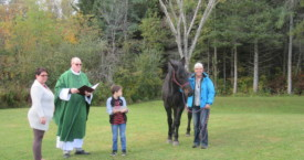 2018 Blessing of the Animals