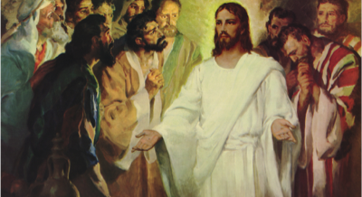 Homily – April 19th, 2020 – Divine Mercy Sunday