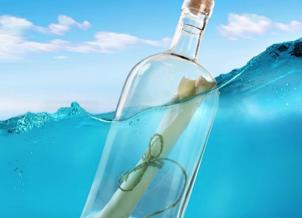 Message in a Bottle #4