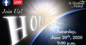Light and Hope for the Earth - June 20th, 2020