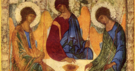 Holy Trinity Sunday - June 7th, 2020
