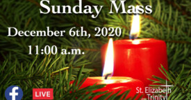 2nd Sunday of Advent - Dec 6th, 2020