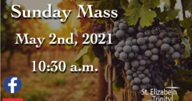 5th Sunday of Easter - May 2nd, 2021
