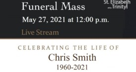 Funeral Mass for Chris Smith