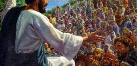 Homily – 16th Sunday in Ordinary Time – July 18th, 2021