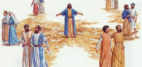 Homily – 15th Sunday in Ordinary Time – July 11th, 2021