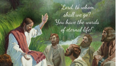 Homily – 21st Sunday in Ordinary Time – August 22nd, 2021