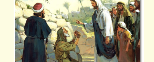 Homily – 30th Sunday in Ordinary Time – October 24th, 2021